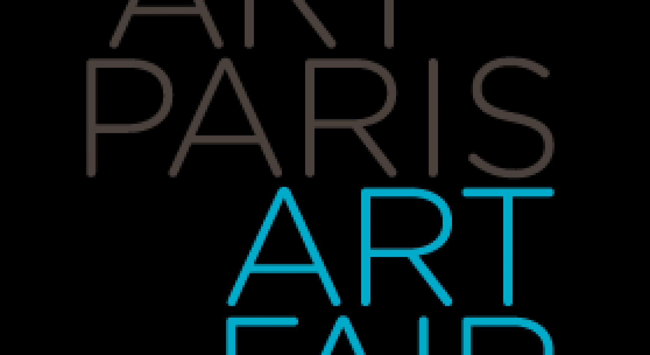 20 years - Art Paris Art Fair logo, 2018