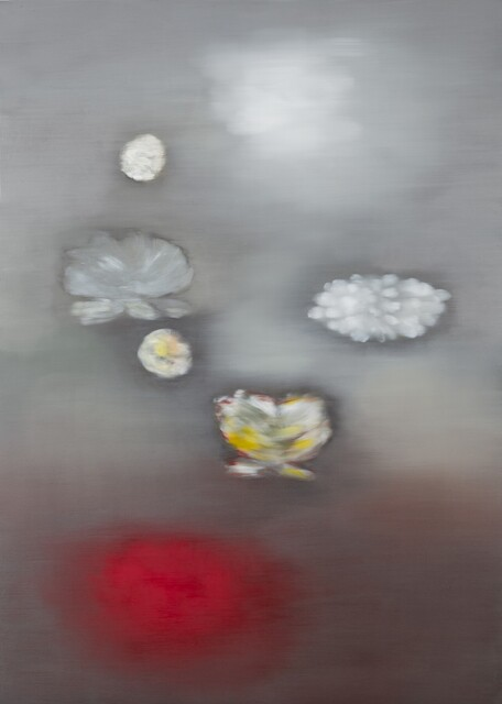 Ross Bleckner, Brothers' Swords, 1986